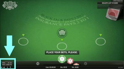 blackjack spelregels en informatie