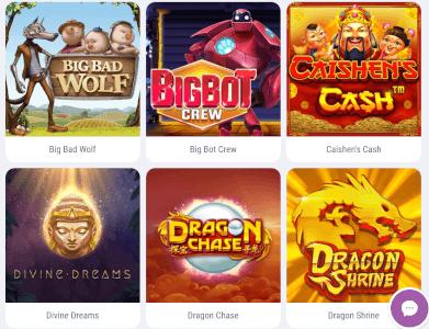 gok op casino spel