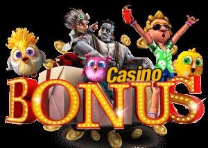 krijg een casino bonus