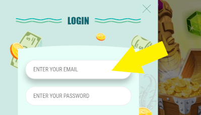 login bij casino account