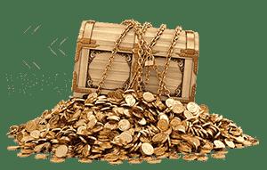 Bekend om de mega bonussen en makkelijk geld storten