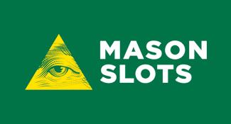 Logo Mason Slots casino