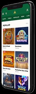 Online gokken op je mobiel