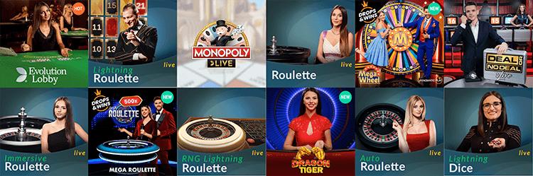 Speel mee in het Nederlandse Live casino